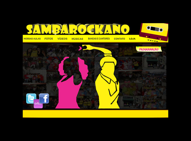 Samba Rockano