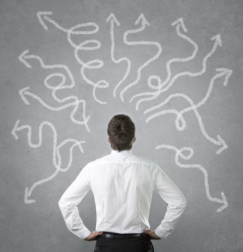 Se você sente falta de foco, crie um plano de ação e siga-o a risca.