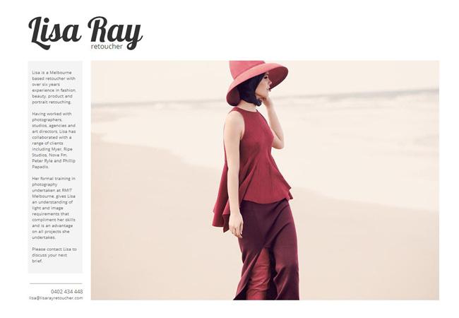 Lisa Ray Retoucher