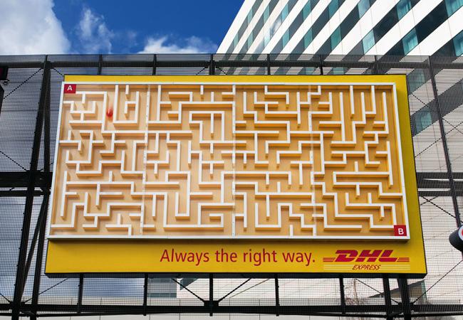 DHL - Sempre O Melhor Caminho