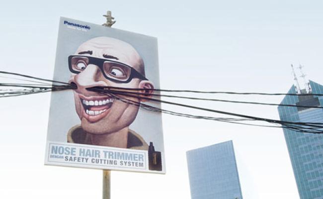 Panasonic - Aparador de Pêlos de Nariz