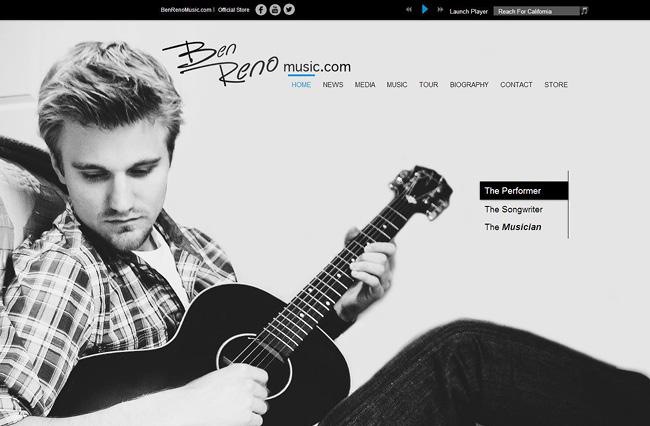 Ben Reno Music