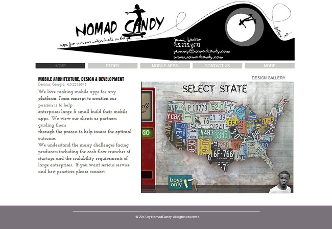 Nomad Candy