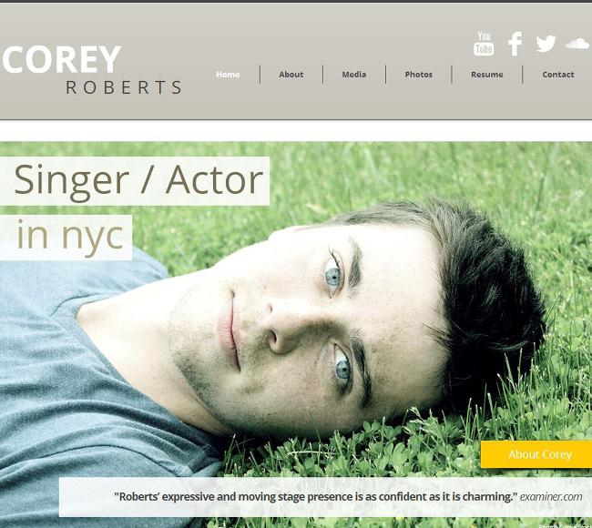 Corey Roberts