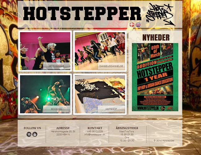 Hot Stepper >>