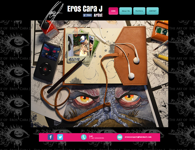 Eros Cara J