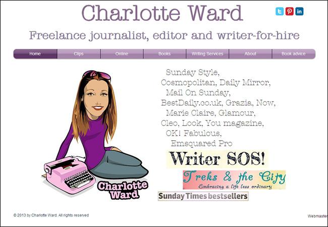 Charlotte Ward