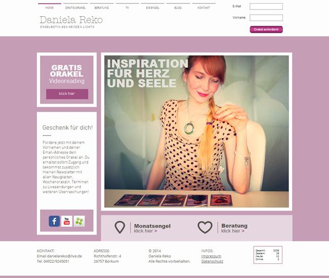 Daniela Reko >>
