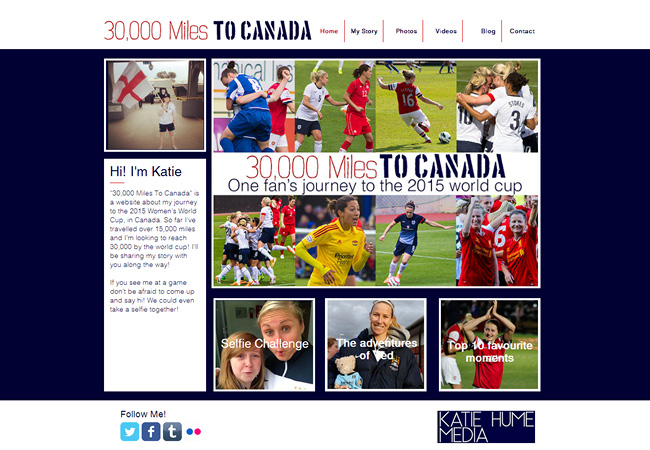 30,000 Miles to Canada >>
