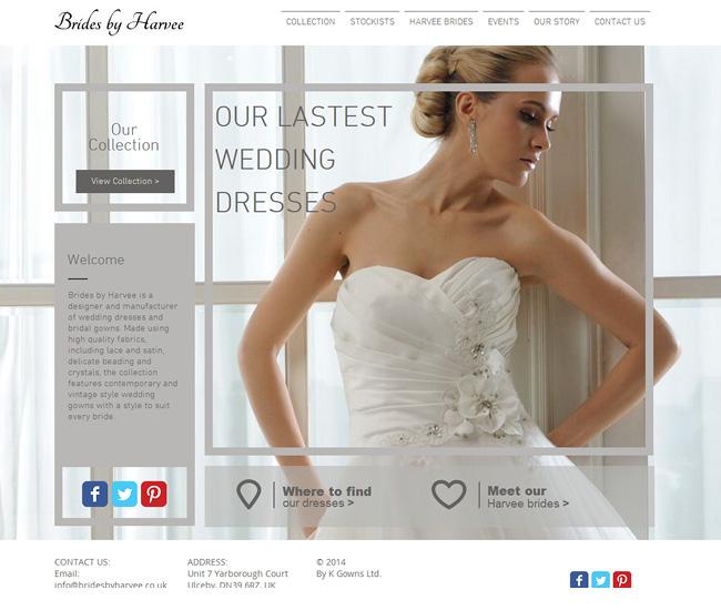 Brides by Harvee >>
