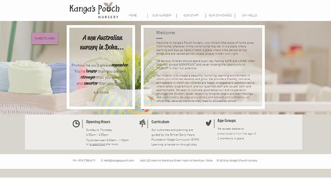 Kanga's Pouch >>