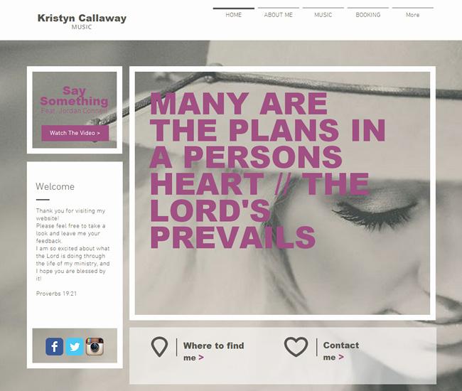 Kristyn Callaway >>
