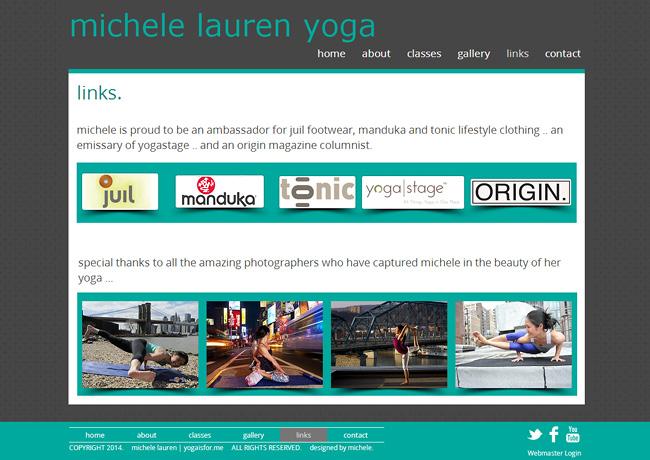 Michele Lauren Yoga