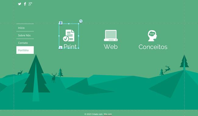Porque Você Deve Incorporar um Design Plano no Seu Site