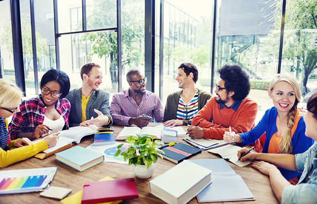 Espaços de Coworking - Laboratórios de Ideias para Empreendedores
