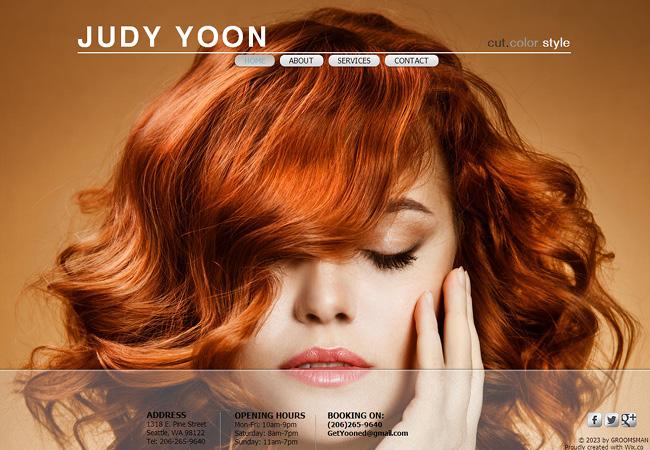 Judy Yoon >>