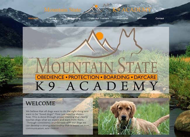 Mountain State K9 Academy