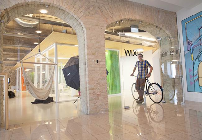 Que Vista! Os Escritórios do Wix pelo Mundo