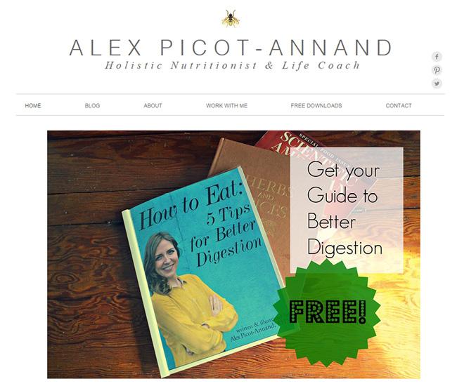 Alex Picot Annand