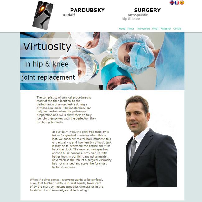 Rudolf Pardubsky Orthopedic