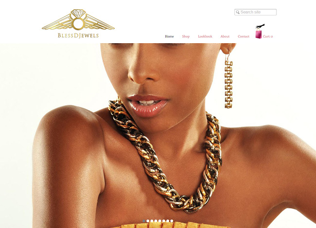 Blessd Jewels >>