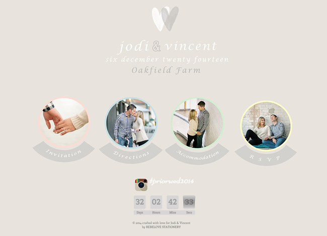 Vincent and Jodi >>