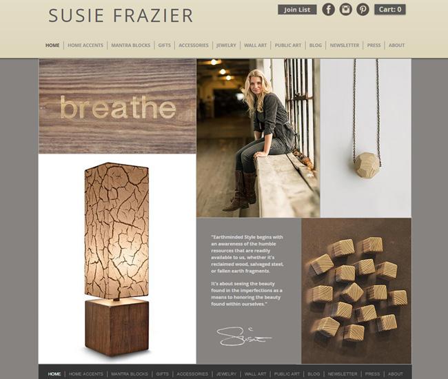 Susie Frazier >>