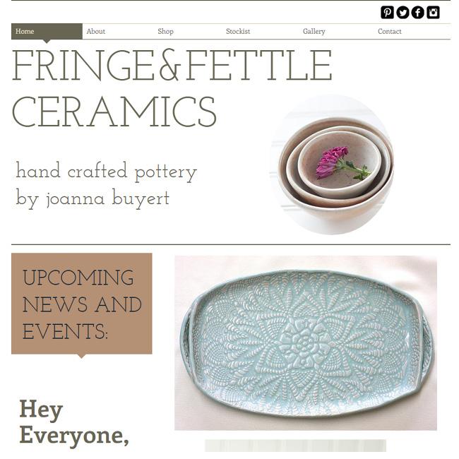 Fringe and Fettle >>