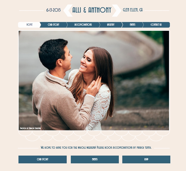 Alli & Anthony