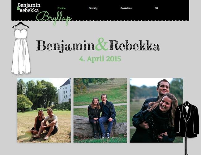 Benjamin & Rebekka