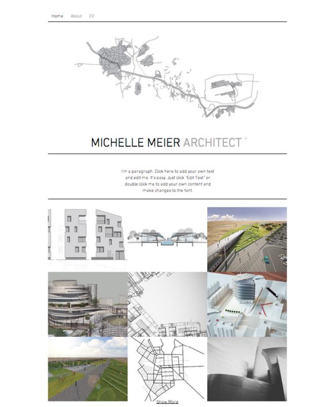 Portfólio de Arquitetura