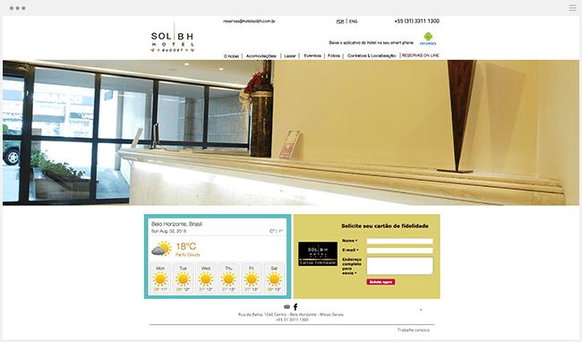 Hotel Sol BH