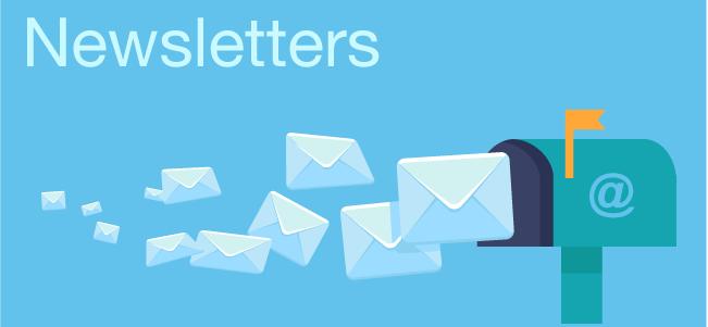 Monte uma newsletter e aumente a sua base de assinantes: