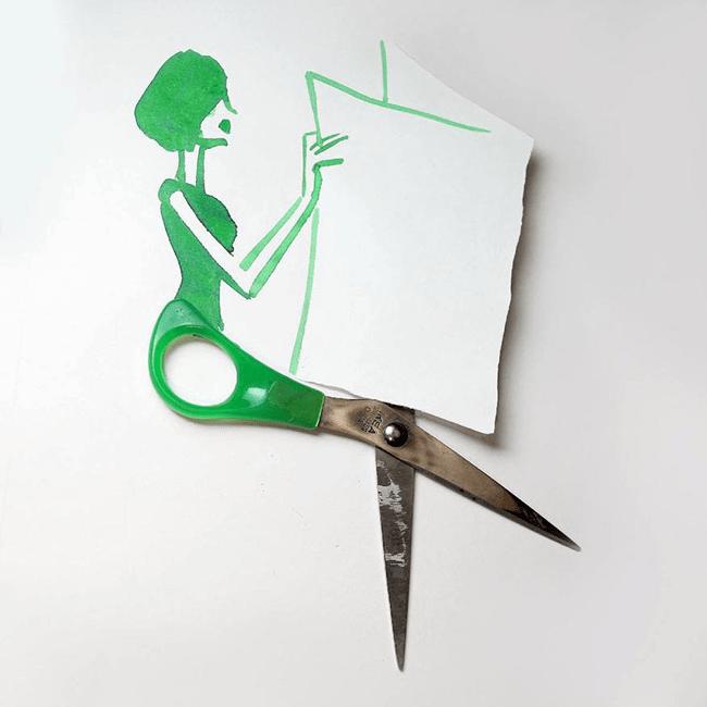 Christoph Niemann, o Ilustrador Além do Papel