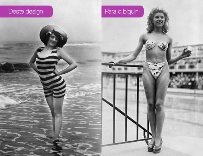 Moda - Como o Biquini Mudou Tudo