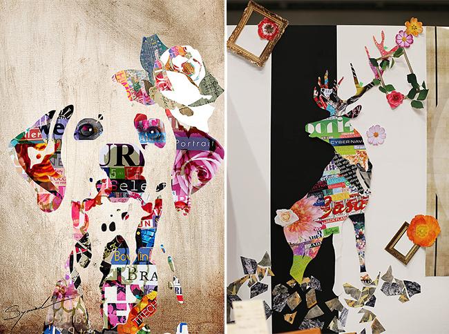 Yamakin Collage